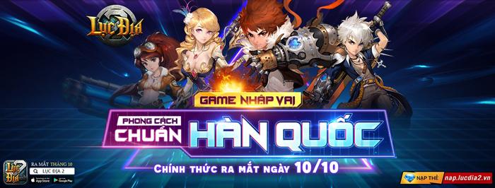 Tặng 999 giftcode game Lục Địa 2 Mobile 1