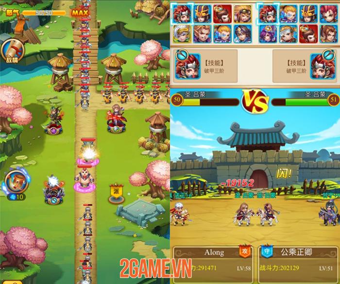 Thêm 7 game H5 mới nữa cập bến làng game Việt 4