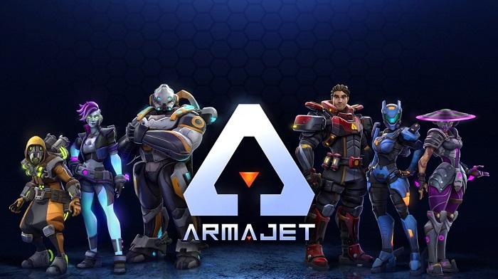 Game hành động bắn súng 4vs4 Armajet ra mắt phiên bản mobile 0