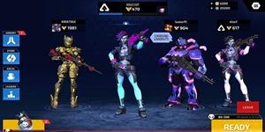 Game hành động bắn súng 4vs4 Armajet ra mắt phiên bản mobile