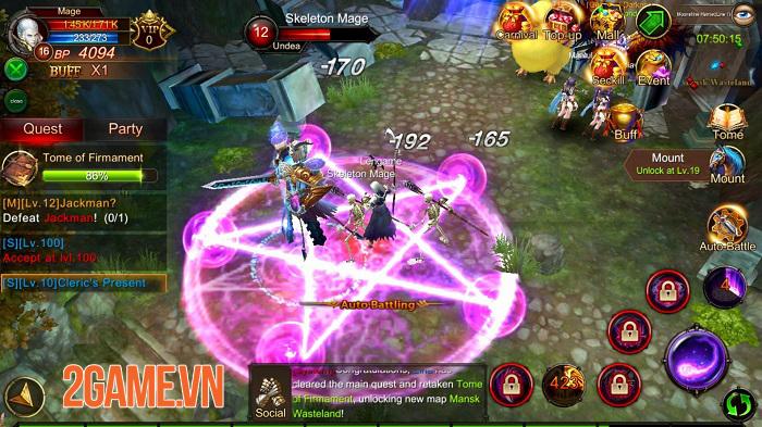 Top 6 game online mang phong cách nhập vai Diablo rõ nét 2