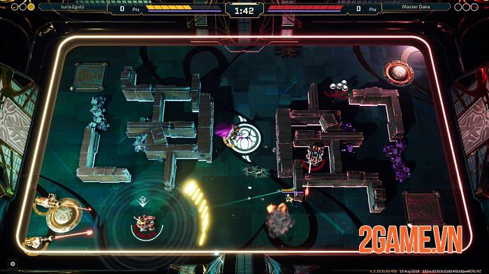 Decoherence - Game chiến thuật lắp ráp robot độc lạ chưa từng có 2
