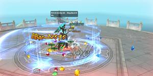 Game thủ kiếm hiệp choáng ngợp với đồ họa của Đào Hoa Kiếm Mobile