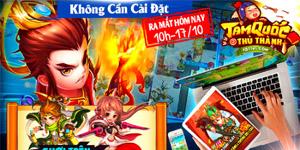 Tặng 888 giftcode game Tam Quốc Thủ Thành H5