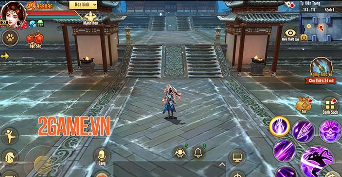 Game nhập vai Tân Thiên Long Mobile VNG sắp tung bản cập nhật lớn 0