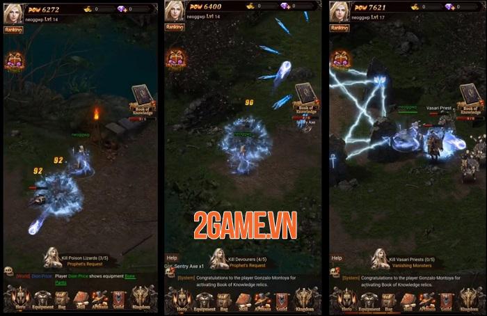 Abaddon mở ra một thế giới dark fantasy có lối chơi đơn giản nhưng cuốn hút 3