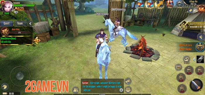 Aesir: Epic of Everlight - Đấu trường đậm chất hành động và chiến lợi phẩm hào phóng 1