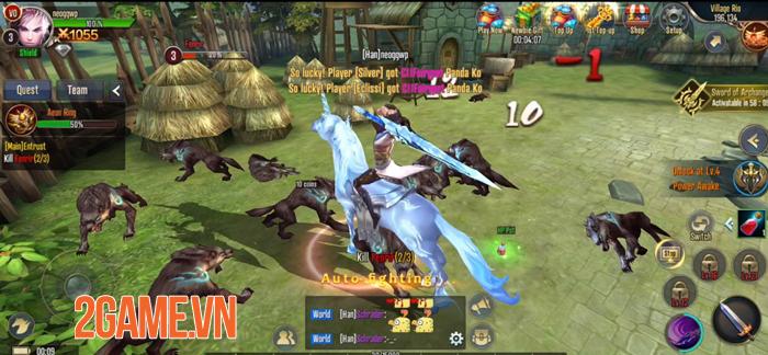Aesir: Epic of Everlight - Đấu trường đậm chất hành động và chiến lợi phẩm hào phóng 2