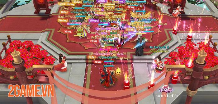 Muôn kiểu kết hôn trong game nhập vai Tình Kiếm 3D 1