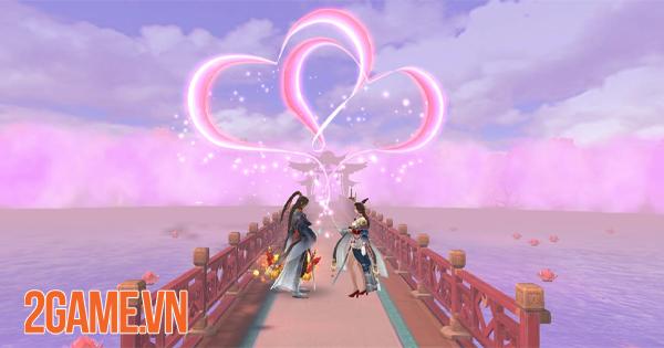 Tình Kiếm 3D cho phép người chơi tổ chức đám cưới vô cùng rình rang 2