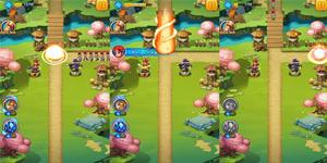 Tam Quốc Thủ Thành H5 có lối chơi chiến thuật thủ tháp nhanh gọn và cuốn hút
