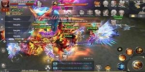 Hiếm có game nhập vai nào gộp máy chủ lại được tung hô như MU Awaken VNG