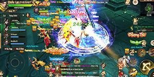 Thiên Kiếm Mobile lộ diện những nhà vô địch giải đấu Tuyệt Thế Chiến Thần mùa 1