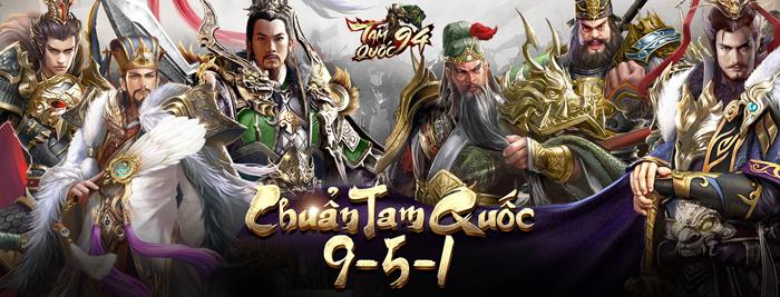 Tam Quốc 94 sẽ là dự án game SLG mới của Funtap trong tháng 11 tới 0