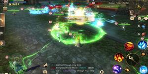 Rise of Nowlin mang đến một tựa game mobile tuyệt vời, đúng chất MMORPG cổ điển