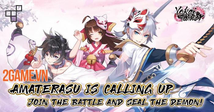 Yokai Tamer - Game MMOARPG phong cách Nhật Bản với lối chơi cạnh tranh 0