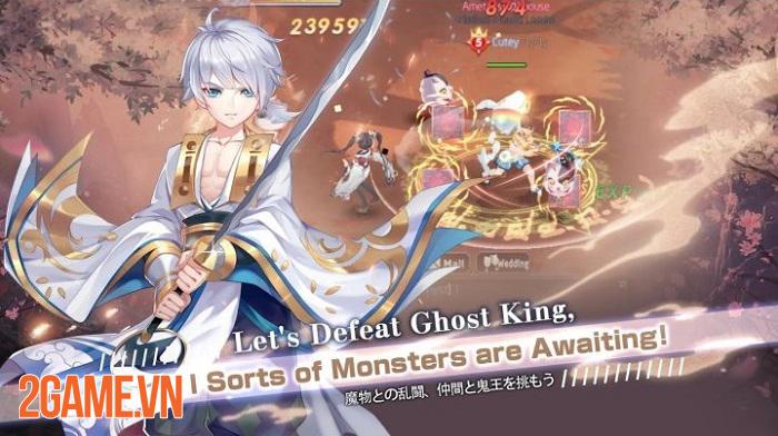 Yokai Tamer - Game MMOARPG phong cách Nhật Bản với lối chơi cạnh tranh 4
