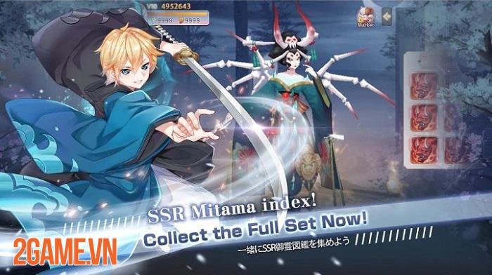Yokai Tamer - Game MMOARPG phong cách Nhật Bản với lối chơi cạnh tranh 1