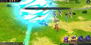 Fighter King – Game đánh theo lượt đề tài Dragon Ball với đồ hoạ 3D cuốn hút