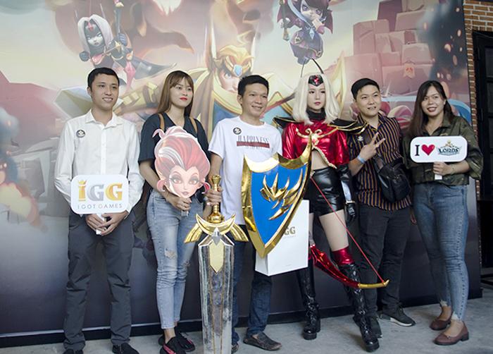 Ngày hội game thủ Lords Mobile Việt Nam diễn ra thành công rực rỡ 3