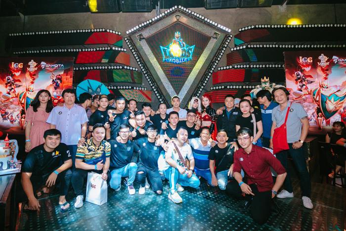 Ngày hội game thủ Lords Mobile Việt Nam diễn ra thành công rực rỡ 5