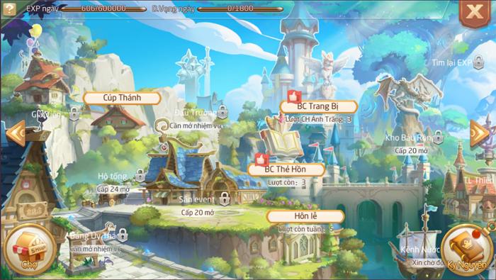 Cuối cùng cũng tới ngày Laplace M chính thức Open Beta 1