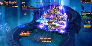 Cửu Thiên 3 cho thấy chất lượng vượt trội so với tiêu chuẩn của webgame