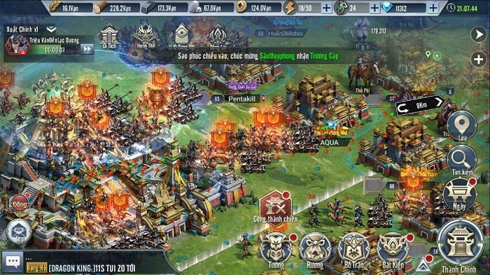 Tam Quốc Vương Giả hé lộ thông tin giải đấu Đế Vương Chi Lộ mùa 2 2