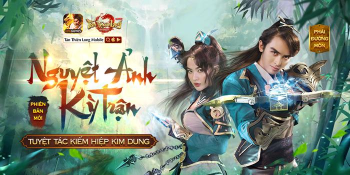 Phiên bản Nguyệt Ảnh Kỳ Trận mang tới nhiều điểm tươi mới cho Tân Thiên Long Mobile VNG 0