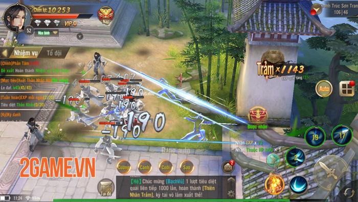 Tuyệt Thế Võ Lâm Mobile sắp được Funtap ra mắt vào tháng 11 1