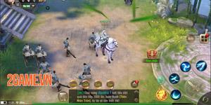 Tuyệt Thế Võ Lâm Mobile sắp được Funtap ra mắt vào tháng 11