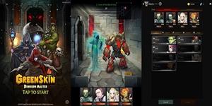 Green Skin – Game nhập vai đi cảnh được thiết kế độc đáo