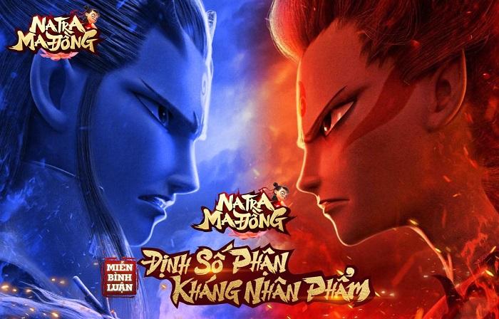Game nhập vai Na Tra Ma Đồng H5 sẵn sàng ra mắt vào sáng ngày mai 0