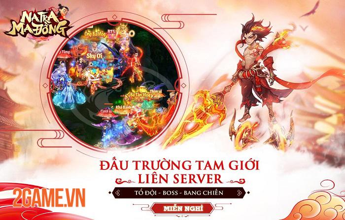 Game nhập vai Na Tra Ma Đồng H5 sẵn sàng ra mắt vào sáng ngày mai 1