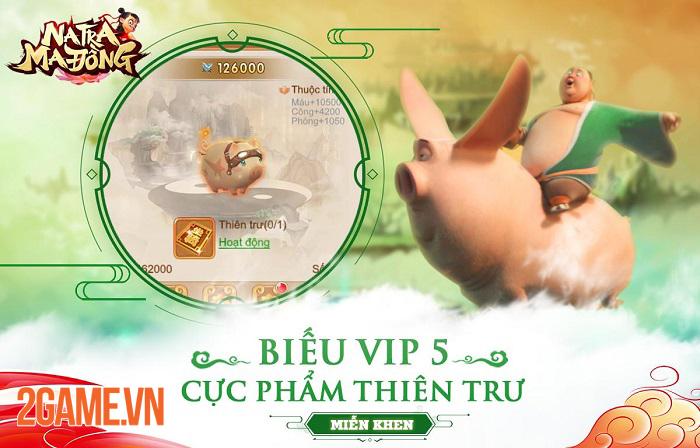 Game nhập vai Na Tra Ma Đồng H5 sẵn sàng ra mắt vào sáng ngày mai 4