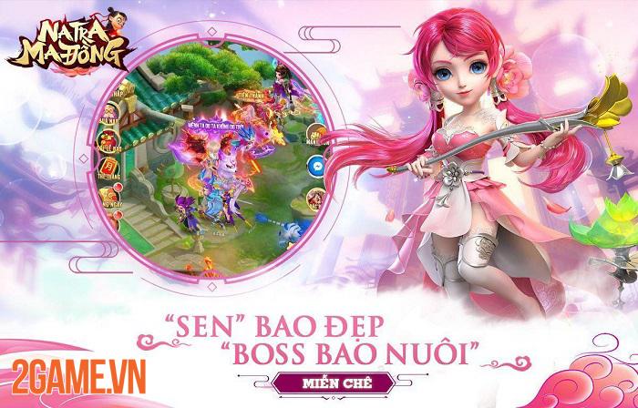 Game nhập vai Na Tra Ma Đồng H5 sẵn sàng ra mắt vào sáng ngày mai 3