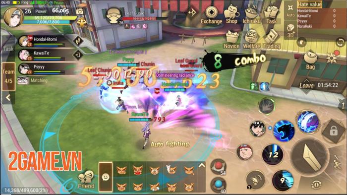 Top 9 game online lấy chủ đề Manga vô cùng quen thuộc 7