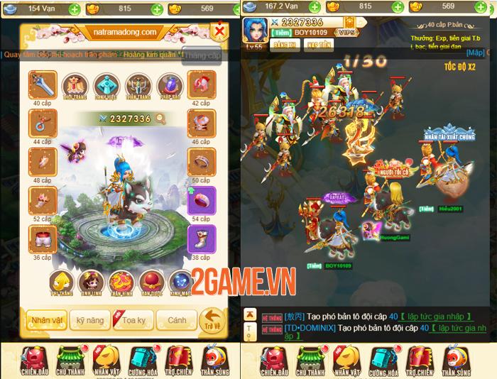 Game Na Tra Ma Đồng H5 sập server vì quá tải 4