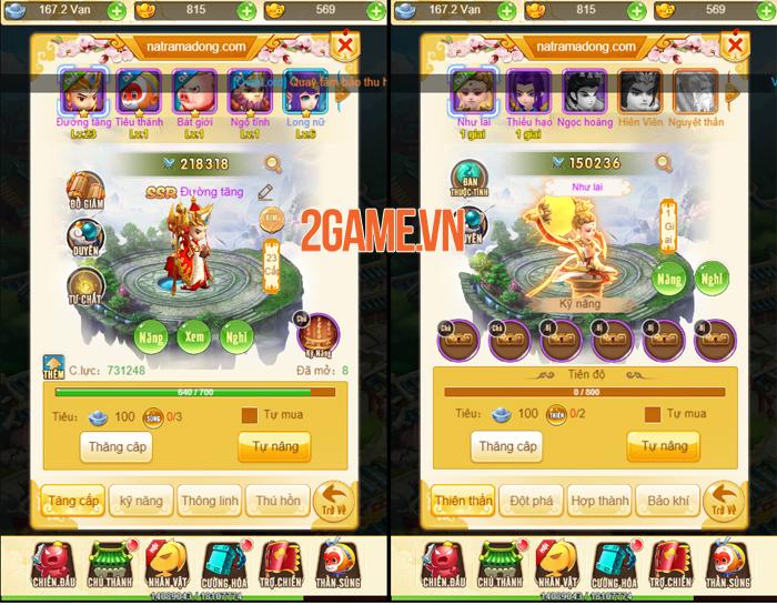 Game Na Tra Ma Đồng H5 sập server vì quá tải 5