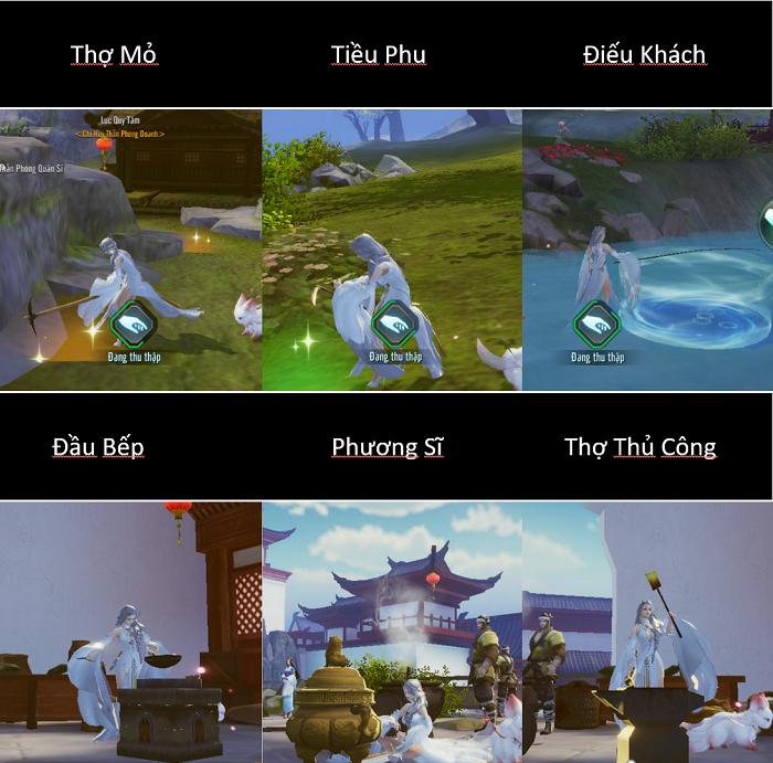 Mục sở thị các tính năng vừa ra lò trong phiên bản mới của Kiếm Thế Mobile 2