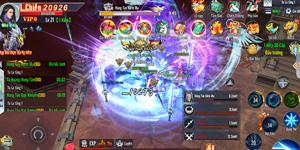 Đào Hoa Kiếm Mobile khiến game thủ chẳng muốn rời tay vì cày cuốc quá phê!