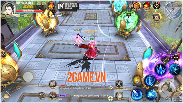 Tặng 444 giftcode game Lan Lăng Vương Mobile 1