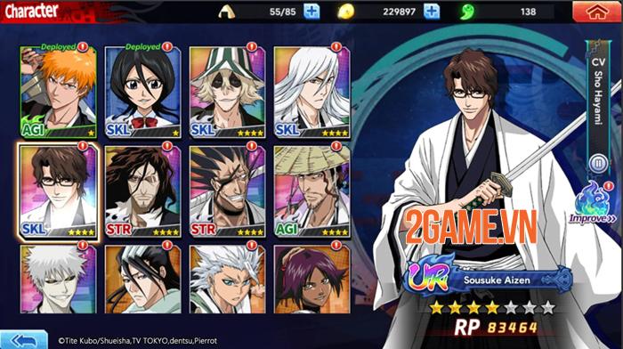 Game hành động màn hình ngang BLEACH:Soul Bankai sắp ra mắt game thủ SEA 3