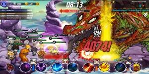 Lucid Adventure – Game nhập vai ăn theo bộ manhwa Hardcore Leveling Warrior