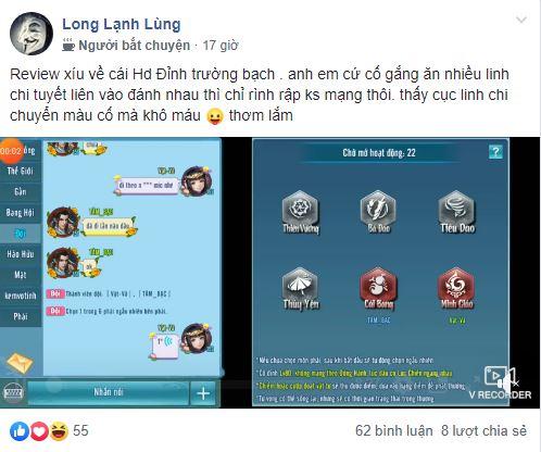 3 bí kíp giúp game thủ Võ Lâm Truyền Kỳ Mobile chinh phục ải Đỉnh Trường Bạch 0