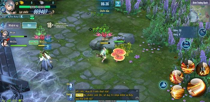 3 bí kíp giúp game thủ Võ Lâm Truyền Kỳ Mobile chinh phục ải Đỉnh Trường Bạch 1