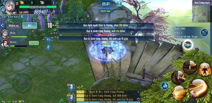 3 bí kíp giúp game thủ Võ Lâm Truyền Kỳ Mobile chinh phục ải Đỉnh Trường Bạch 3