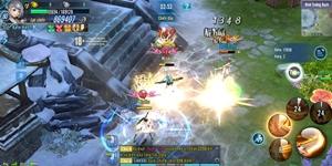 3 bí kíp giúp game thủ Võ Lâm Truyền Kỳ Mobile chinh phục ải Đỉnh Trường Bạch
