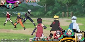 Game mobile bom tấn Naruto X Boruto Ninja Tribes mở đăng kí trước