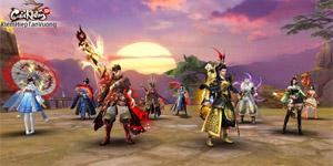 Cửu Kiếm 3D là MMORPG duy nhất cho chơi 9 phái trên cùng 1 tài khoản